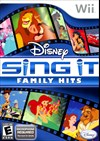 Rent Disney Sing It: Family Hits for Wii