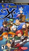 Rent Ys Seven for PSP Games