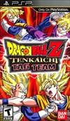 Rent Dragon Ball Z: Tenkaichi Tag Team for PSP Games