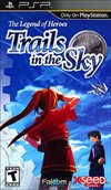 Rent The Legend of Heroes: Trails in the Sky for PSP Games