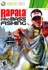 Rent Rapala Pro Bass Fishing 2010 for Xbox 360