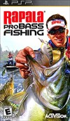 Rent Rapala Pro Bass Fishing 2010 for PSP Games