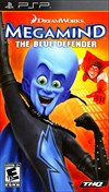 Rent Megamind - The Blue Defender for PSP Games