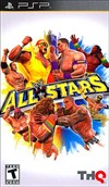 Rent WWE All Stars for PSP Games