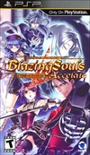 Rent Blazing Souls: Accelate for PSP Games