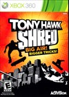 Rent Tony Hawk: Shred for Xbox 360