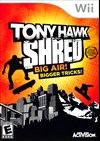 Rent Tony Hawk: Shred for Wii