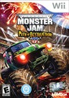Rent Monster Jam: Path of Destruction for Wii