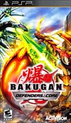 Rent Bakugan: Defenders of the Core for PSP Games