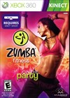 Rent Zumba Fitness for Xbox 360