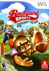 Rent Backyard Sports Football: Rookie Rush for Wii