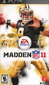 Rent Madden NFL 11 for PSP Games