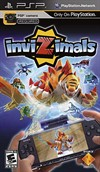 Rent Invizimals for PSP Games