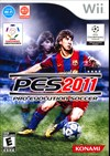 Rent Pro Evolution Soccer 2011 for Wii