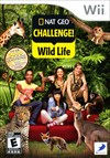 Rent NatGeo Challenge! Wild Life for Wii