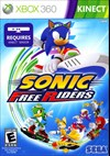 Rent Sonic Free Riders - Kinect for Xbox 360