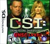 Rent CSI: Unsolved! for DS