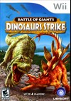 Rent Battle of Giants: Dinosaurs Strike for Wii