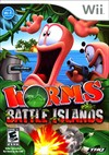 Rent Worms: Battle Island for Wii