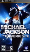 Rent Michael Jackson The Experience for PSP Games