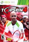 Rent Top Spin 4 for Xbox 360