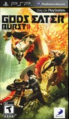 Rent Gods Eater Burst for PSP Games