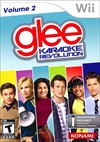 Rent Karaoke Revolution Glee Volume 2 for Wii