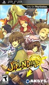 Rent Jikandia: The Timeless Land for PSP Games