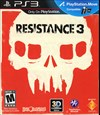 Rent Resistance 3 for PS3