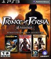 Rent Prince of Persia Trilogy HD for PS3