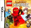 Rent LEGO Battles: Ninjago for DS