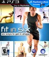 Rent Fit in Six for PS3