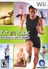 Rent Fit in Six for Wii