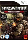 Rent Heavy Fire: Afghanistan for Wii