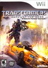 Rent Transformers: Dark of the Moon for Wii