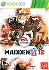 Rent Madden NFL 12 for Xbox 360