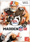 Rent Madden NFL 12 for Wii