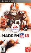 Rent Madden NFL 12 for PSP Games