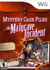 Rent Mystery Case Files: The Malgrave Incident for Wii