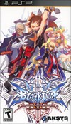 Rent BlazBlue: Continuum Shift II for PSP Games