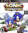 Rent Sonic Generations for PS3