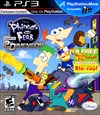 Rent Phineas and Ferb: Across the Second Dimension for PS3