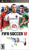 Rent FIFA Soccer 12 for PSP Games