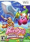 Rent Kirby's Return to Dreamland for Wii