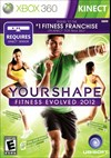 Rent Your Shape Fitness Evolved 2012 for Xbox 360