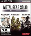 Rent Metal Gear Solid HD Collection for PS3