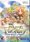 Rent Rune Factory: Tides of Destiny for Wii