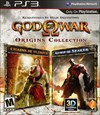Rent God of War Origins Collection for PS3