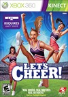 Rent Let's Cheer for Xbox 360