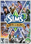 Download The Sims 3 Ambitions Expansion Pack for PC